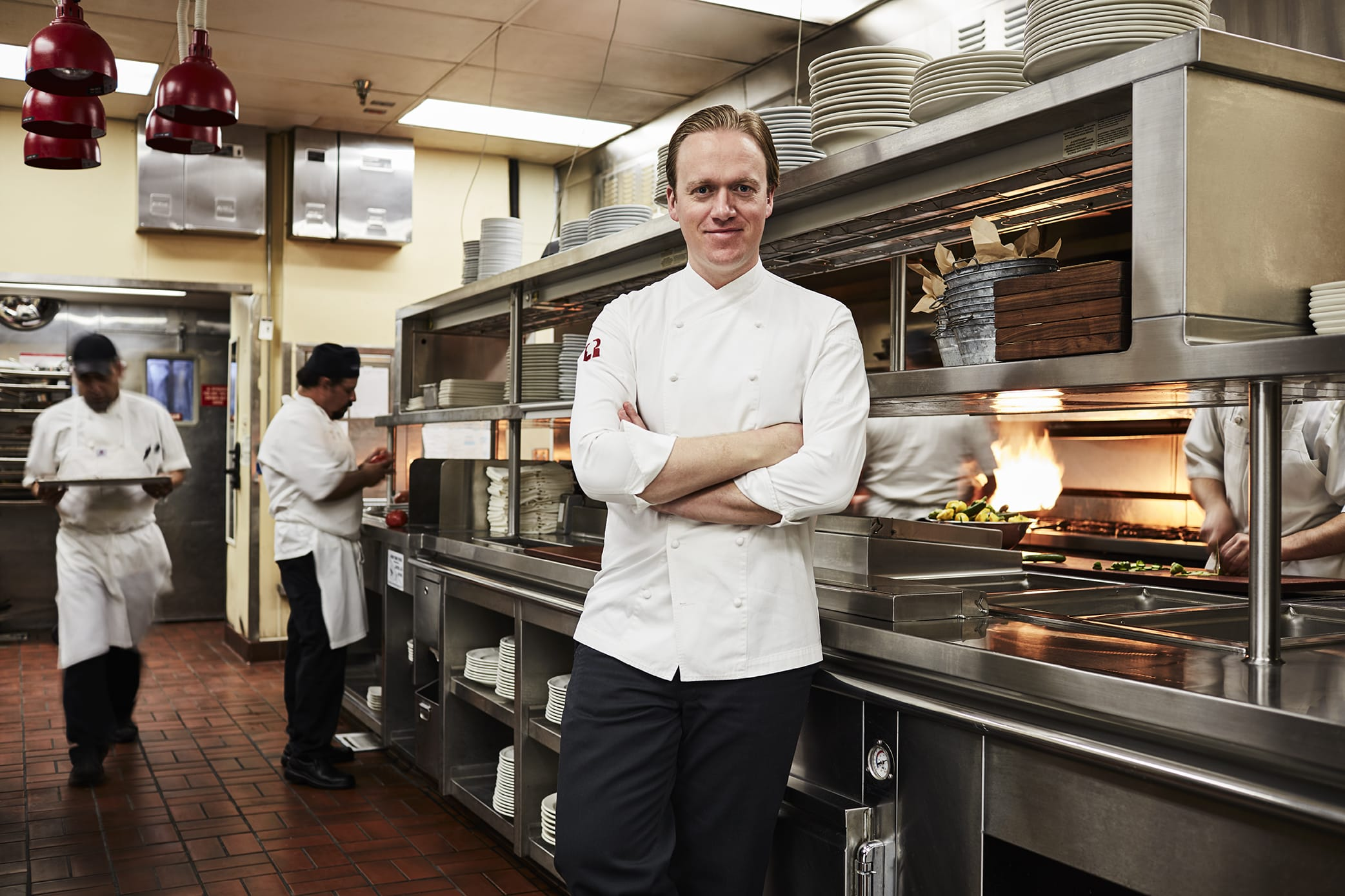 Chef and Lawry's CEO Ryan Wilson