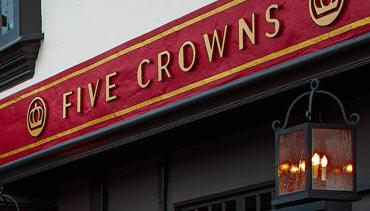 Five Crowns Restaurant