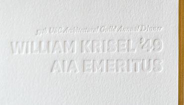 USC Architectural Guild<br />William Krisel Monograph